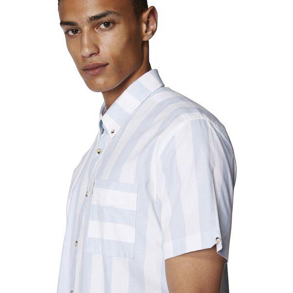 Candy Stripe Shirt, SKY BLUE, hi-res