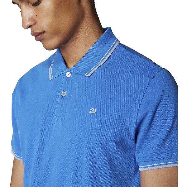 THE ROMFORD POLO, ROYAL BLUE, hi-res