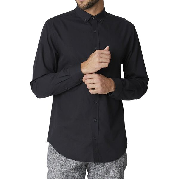 Ls Formal Kings Diamond Geo Dobby Shirt