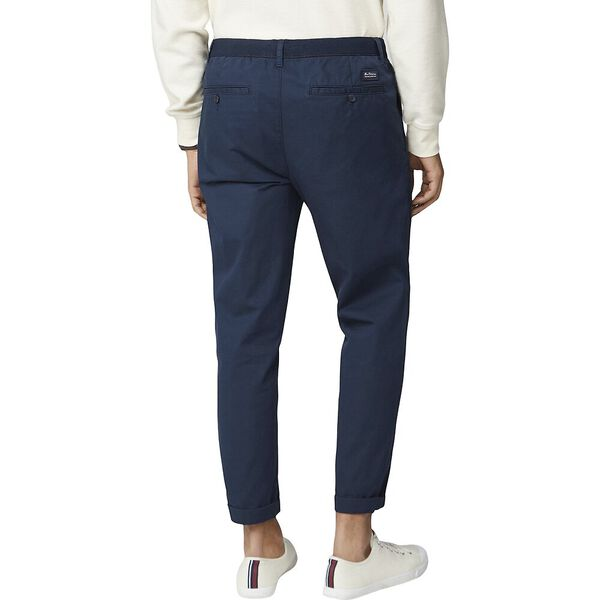 Relaxed Trouser, DARK NAVY, hi-res