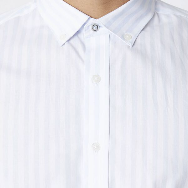 Ls Formal Camden Bengal Stripe Shirt Sky, SKY, hi-res