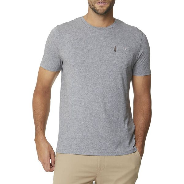Pocket T Shirt Charcoal
