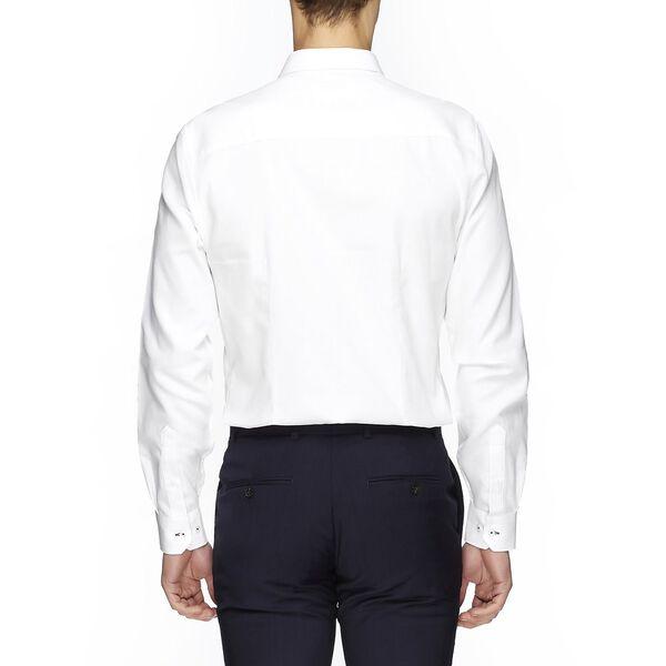 Honeycomb Camden Shirt, BRIGHT WHITE, hi-res