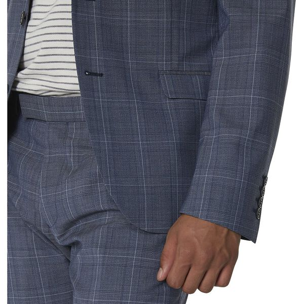Airforce Check Jacket, AIRFORCE, hi-res