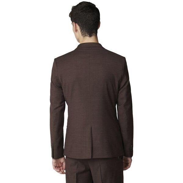 Rust Flannel Jacket Rust, RUST, hi-res