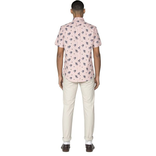 SCATTERED PALM SHIRT, LIGHT PINK, hi-res