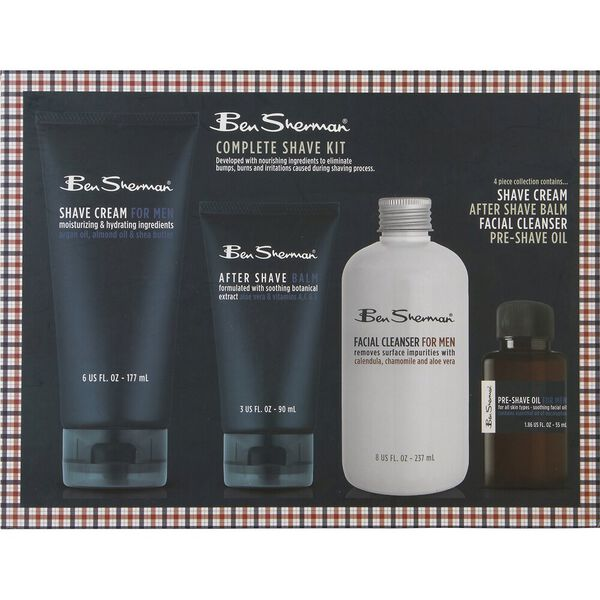 COMPLETE FACE KIT NAVY