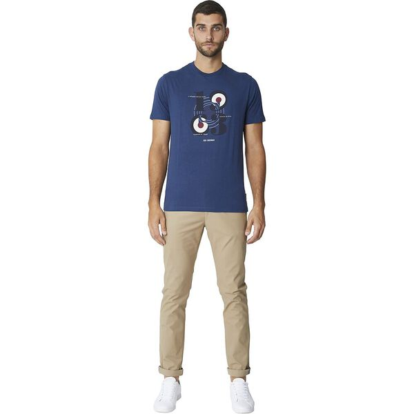 1963 TARGET GRAPHIC TEE DARK BLUE, DARK BLUE, hi-res