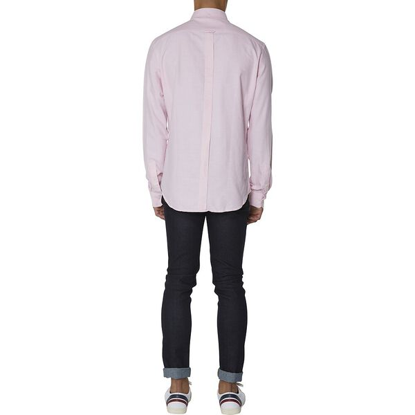 OXFORD SHIRT, LIGHT PINK, hi-res
