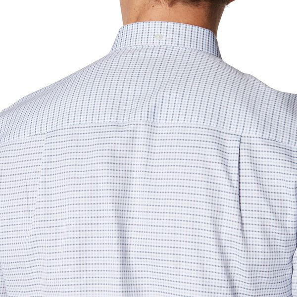 Formal Double Stripe Check Kings Shirt, LILAC, hi-res