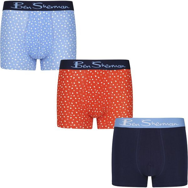 BROOKS 3 PACK TRUNKS
