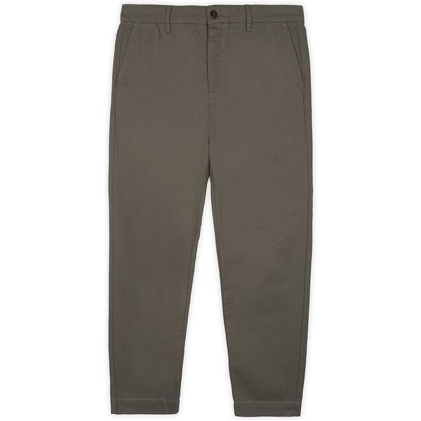 Canvas Trouser, KHAKI, hi-res