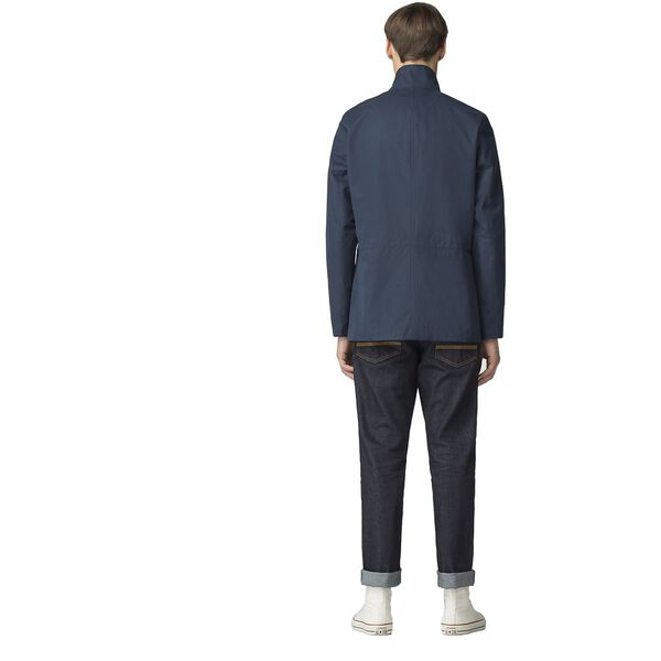 Four Pocket Jacket, DARK NAVY, hi-res