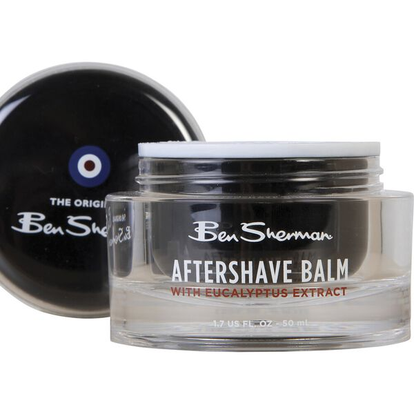 After Shave Balm Navy, NAVY, hi-res