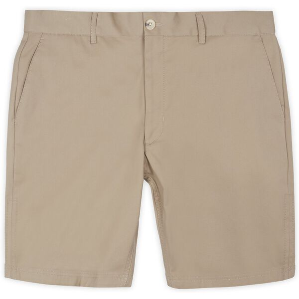 Signature Chino Short, STONE, hi-res