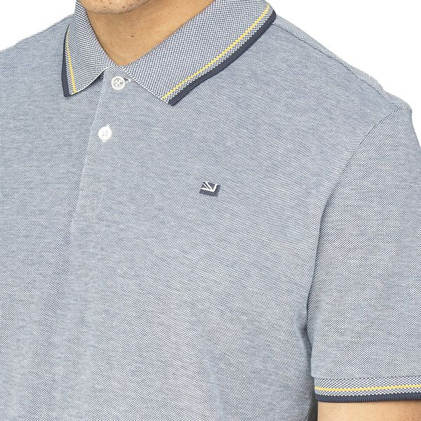 THE ROMFORD POLO, DARK BLUE, hi-res