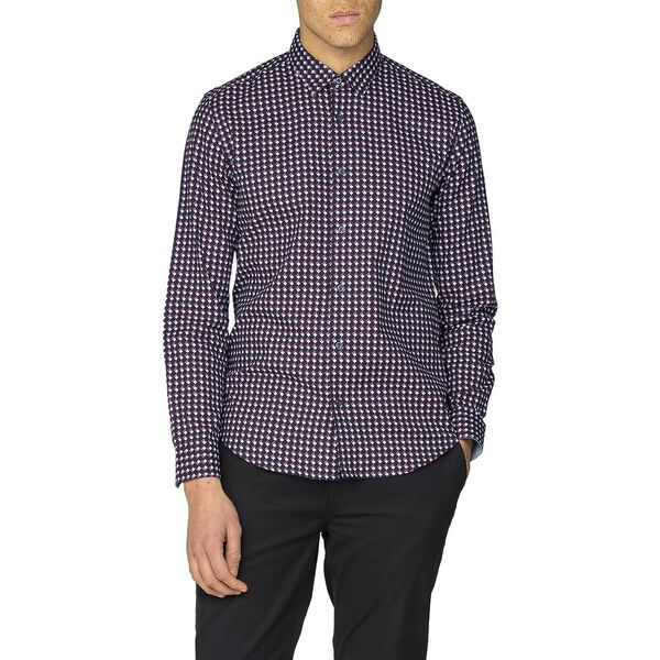 Oxford Geo Shirt