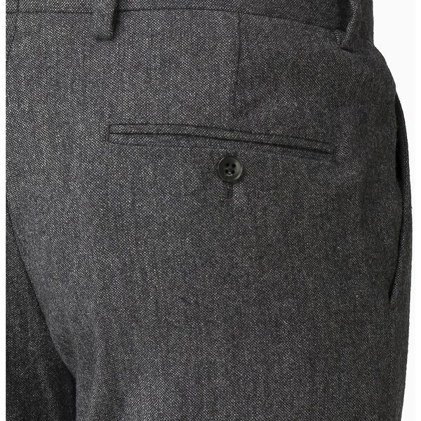BRITISH CHARCOAL DONEGAL TROUSER, CHARCOAL, hi-res