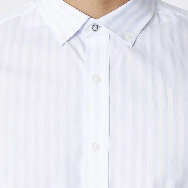 Ls Formal Camden Bengal Stripe Shirt Sky, SKY, hi-res