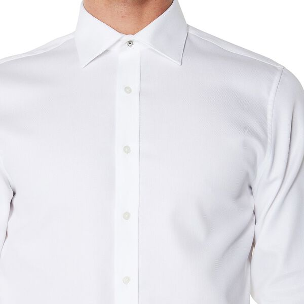 Basket Weave Kings Shirt, BRIGHT WHITE, hi-res