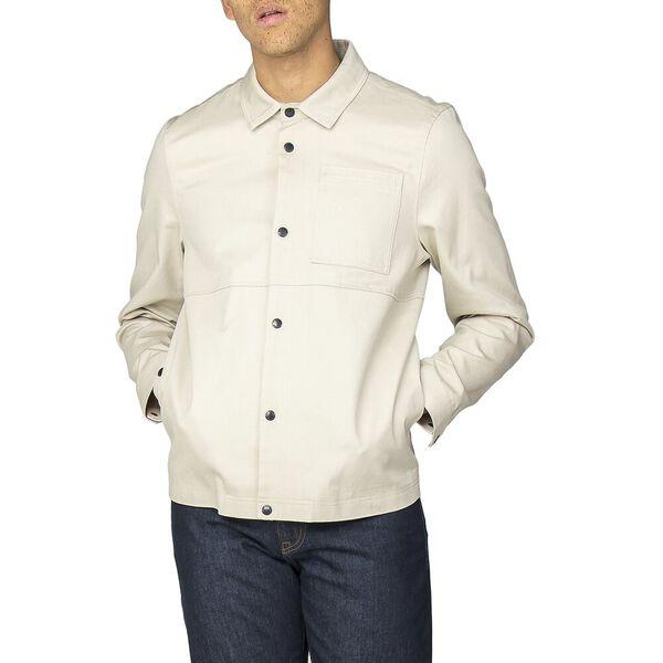 Overshirt Jacket, ECRU, hi-res