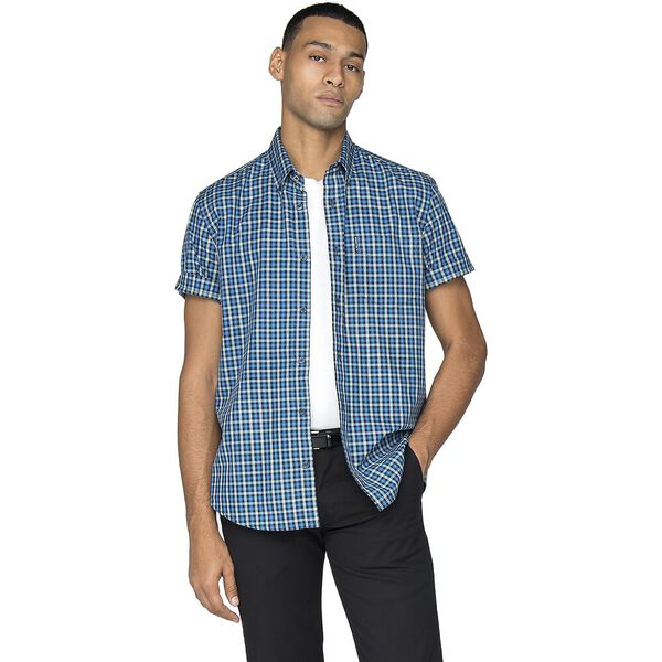 SS HOUSE GINGHAM SHIRT