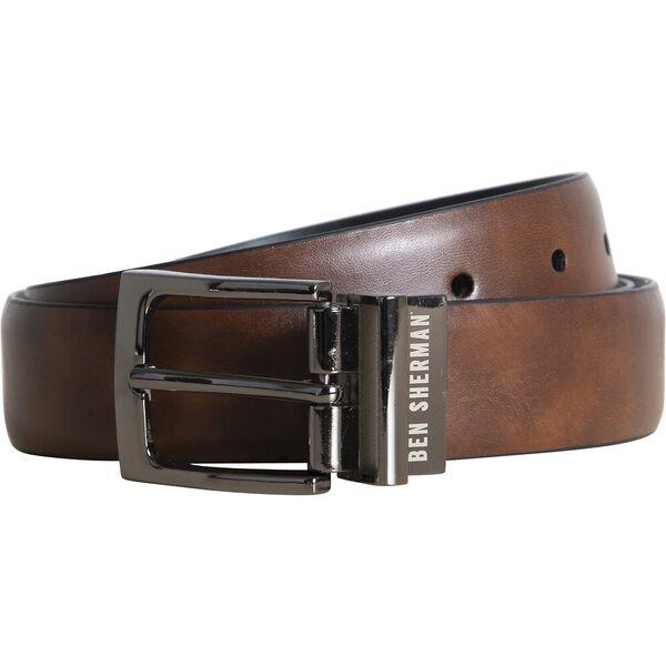 Reversible Pin Buckle Belt