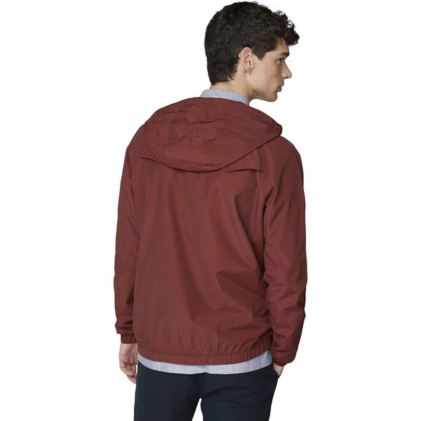 Hooded Jacket Chestnut, CHESTNUT, hi-res
